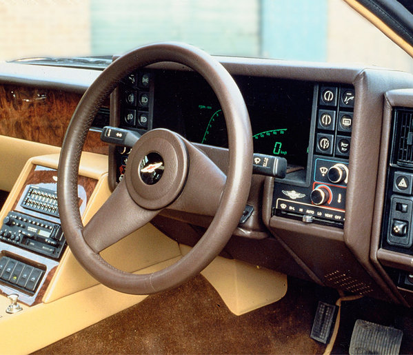 1976 1989 Aston Martin Lagonda Car Review Top Speed