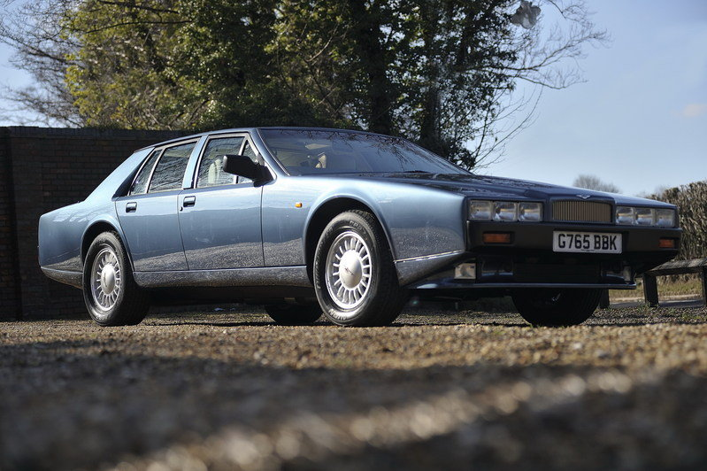 1976 - 1989 Aston Martin Lagonda High Resolution Exterior - image 551808