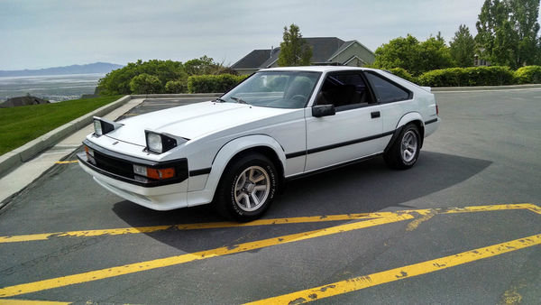 1982 1986 Toyota Supra Car Review Top Speed