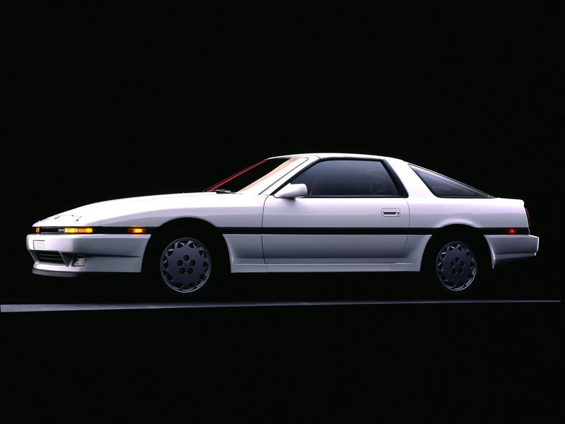 1986 - 1992 Toyota Supra High Resolution Exterior - image 553173