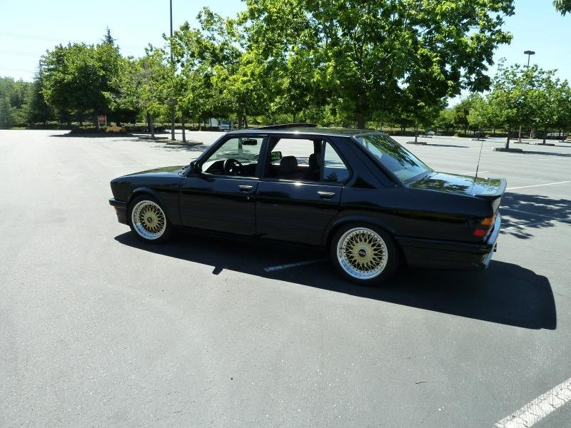 for sale 1988 bmw m5 with s54 engine swap news top speed. Black Bedroom Furniture Sets. Home Design Ideas