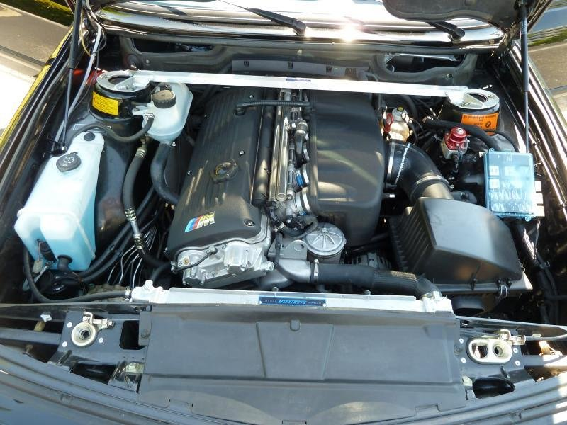 For Sale: 1988 BMW M5 With S54 Engine Swap | Top Speed