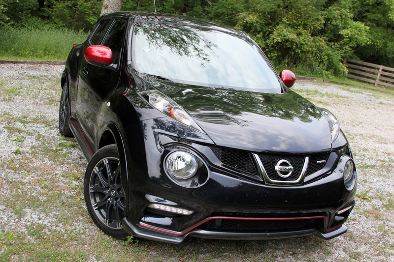 2013 Nissan Juke Nismo - Driven High Resolution Exterior - image 554218