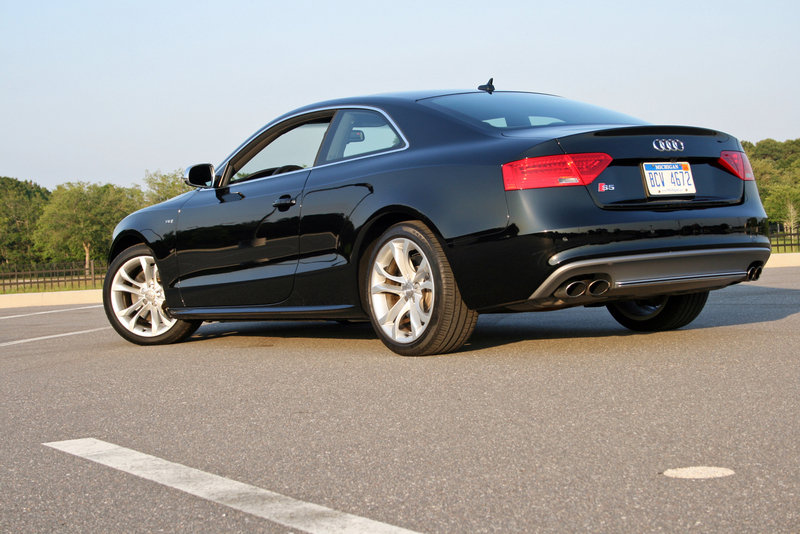2014 Audi S5 - Driven High Resolution Exterior - image 553697