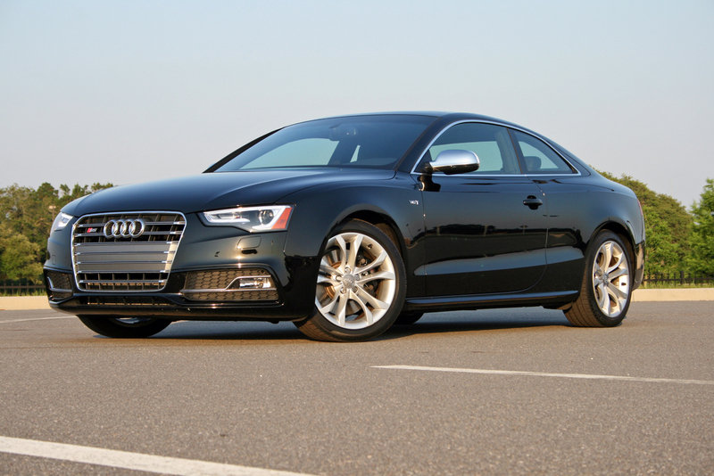 2014 Audi S5 - Driven High Resolution Exterior - image 553700