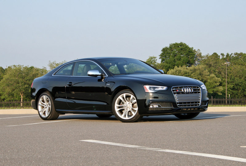 2014 Audi S5 - Driven High Resolution Exterior - image 553665