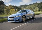 Demand Watch: F80-Gen BMW M3 to End Production Sooner than Expected; No Replacement Until 2020 - image 554291