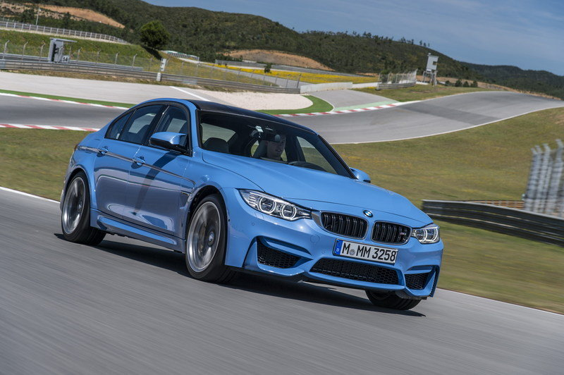2015 BMW M3 High Resolution Exterior - image 554300