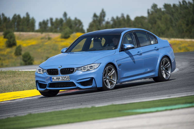 2015 BMW M3 High Resolution Exterior - image 554311