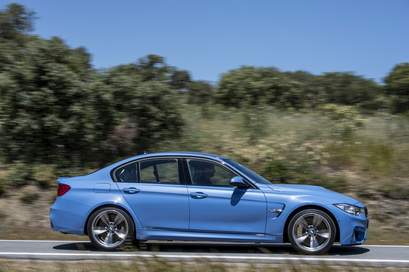Demand Watch: F80-Gen BMW M3 to End Production Sooner than Expected; No Replacement Until 2020