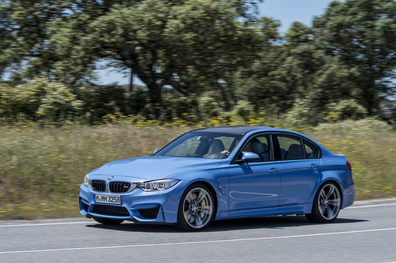 2015 Video: Chris Harris Reviews the New BMW M3