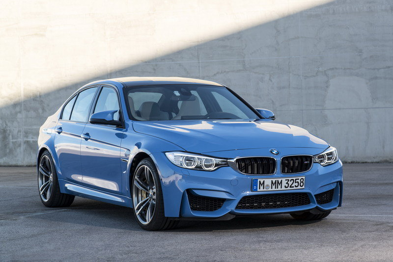 2015 BMW M3 High Resolution Exterior - image 554331