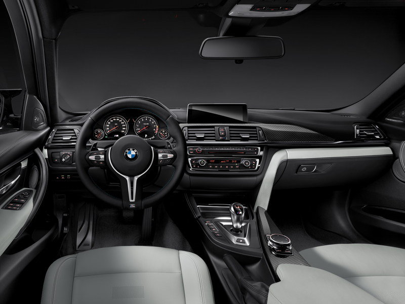 2020 Bmw M3 Competition Interior