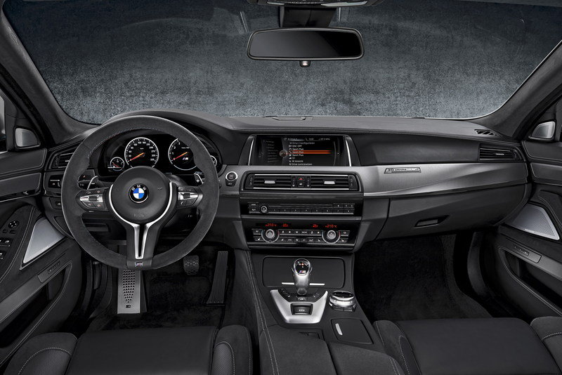 "2014 BMW M5 ""30 Years of M5"" Limited Edition Interior - image 551585"