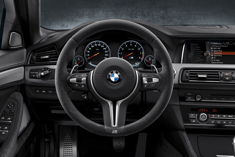 "2014 BMW M5 ""30 Years of M5"" Limited Edition Interior - image 551586"