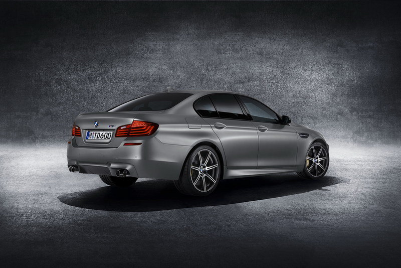 "2014 BMW M5 ""30 Years of M5"" Limited Edition High Resolution Exterior Wallpaper quality - image 551576"