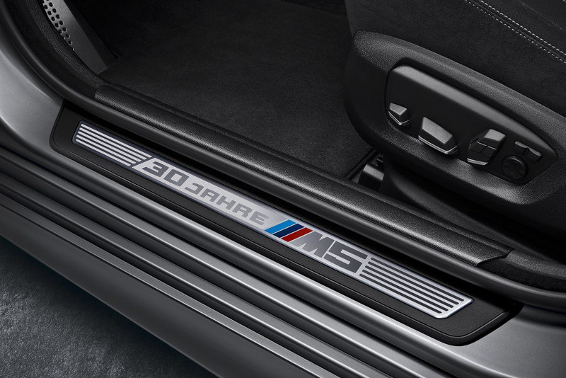 "2014 BMW M5 ""30 Years of M5"" Limited Edition Interior - image 551579"
