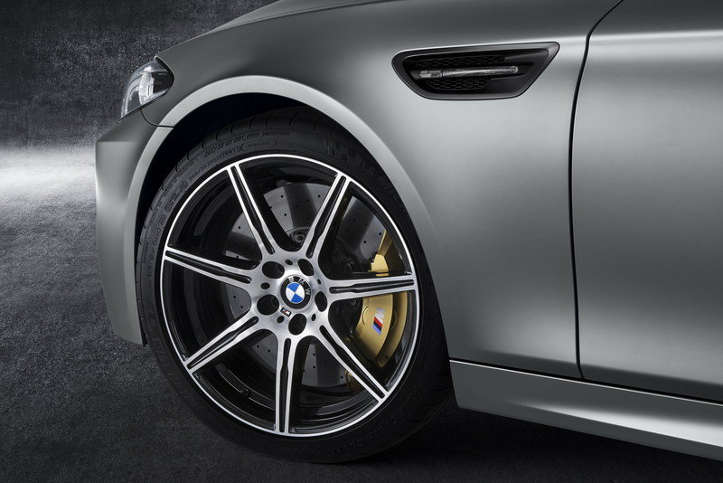 "2014 BMW M5 ""30 Years of M5"" Limited Edition High Resolution Exterior - image 551581"