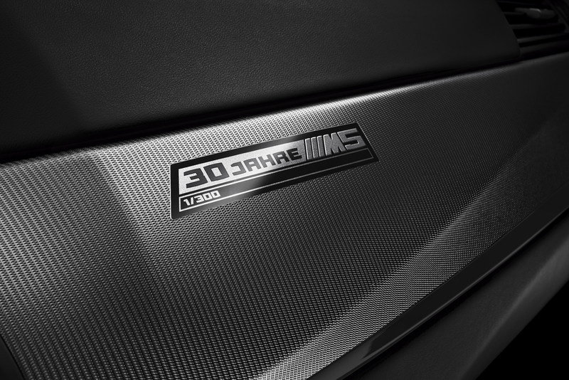 "2014 BMW M5 ""30 Years of M5"" Limited Edition Emblems and Logo Interior - image 551583"