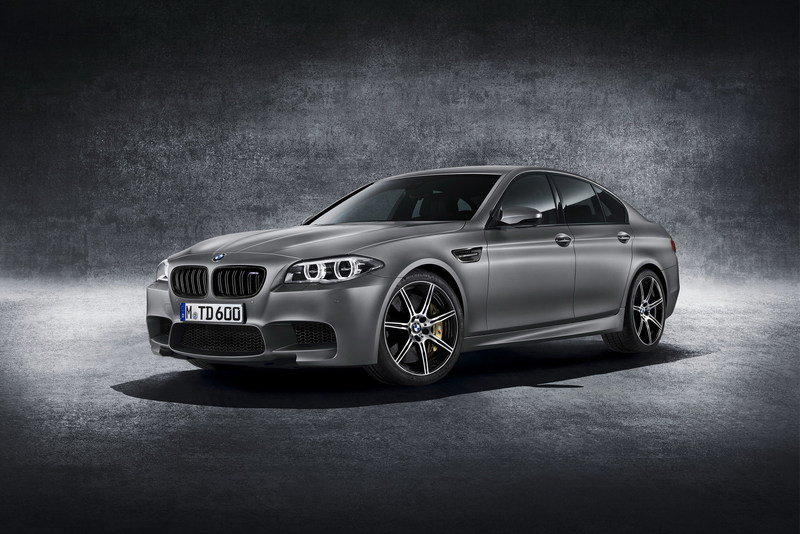 "2014 BMW M5 ""30 Years of M5"" Limited Edition High Resolution Exterior Wallpaper quality - image 551575"