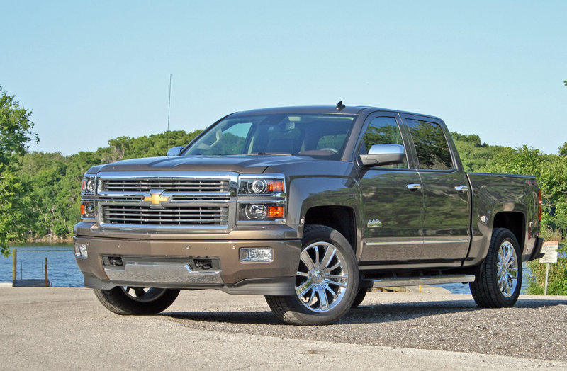 Pickups Sales Up In May, Except for F-150