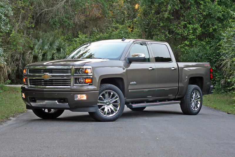 2014 Chevrolet Silverado High Country - Driven High Resolution Exterior - image 551530