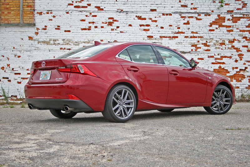 2014 Lexus IS 350 F Sport & a NASCAR Roadtrip