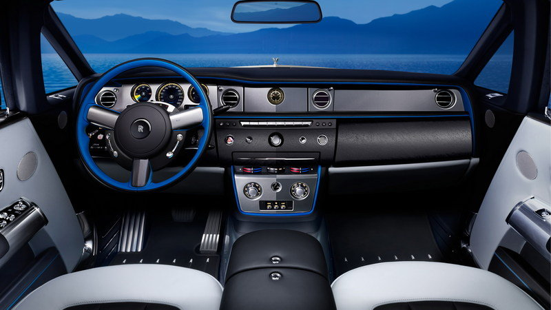 2014 Rolls-Royce Phantom Drophead Coupé Bespoke Waterspeed Collection High Resolution Interior - image 552007