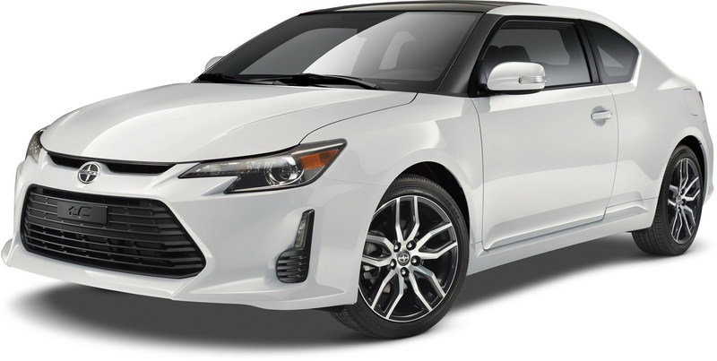 2014 - 2015 Scion tC Sports Coupe