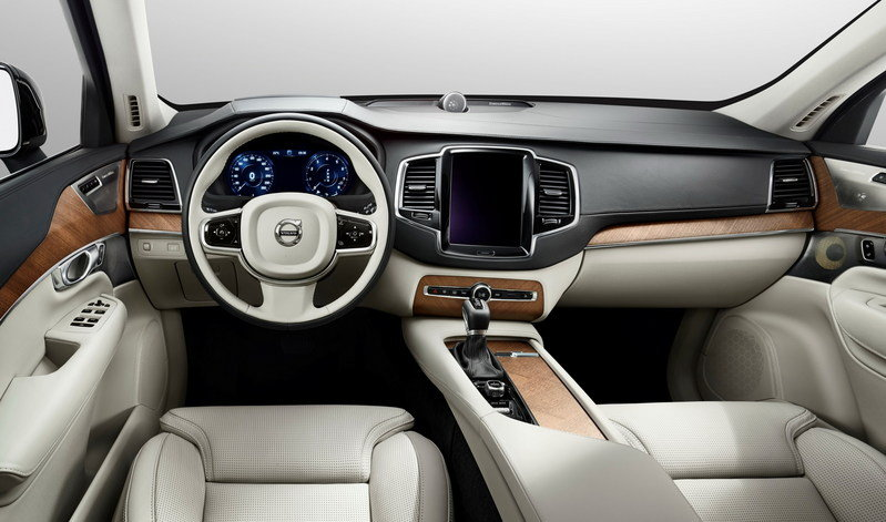 2016 Volvo XC90 High Resolution Interior - image 553629