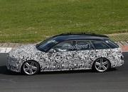 Spy Shots: Audi A6 Allroad Caught Lapping the Nurburgring - image 552930