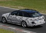 Spy Shots: Audi A6 Allroad Caught Lapping the Nurburgring - image 552931