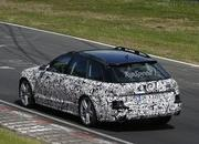 Spy Shots: Audi A6 Allroad Caught Lapping the Nurburgring - image 552932
