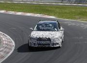 Spy Shots: Audi A6 Allroad Caught Lapping the Nurburgring - image 552927