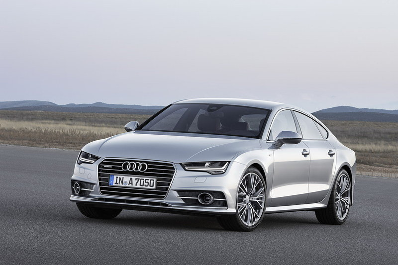 2015 - 2016 Audi A7 High Resolution Exterior - image 553111