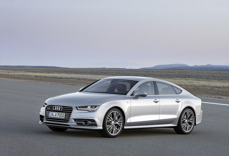 2015 - 2016 Audi A7 High Resolution Exterior - image 553113