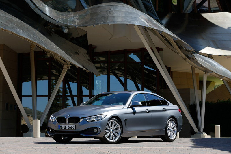 2015 BMW Individual 4 Series Gran Coupe