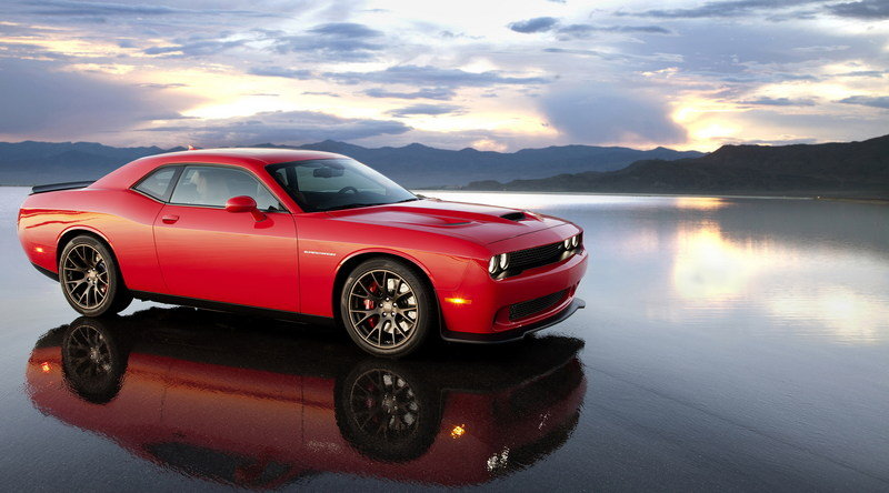 2015 Dodge Challenger SRT Hellcat High Resolution Exterior - image 552772