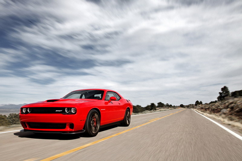 2015 Dodge Challenger SRT Hellcat High Resolution Exterior - image 552767