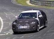 Spy Shots: 2015 Hyundai Veloster Turbo Takes its First Test on the Nurburgring - image 552242