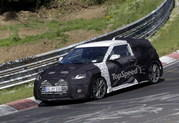 Spy Shots: 2015 Hyundai Veloster Turbo Takes its First Test on the Nurburgring - image 552243