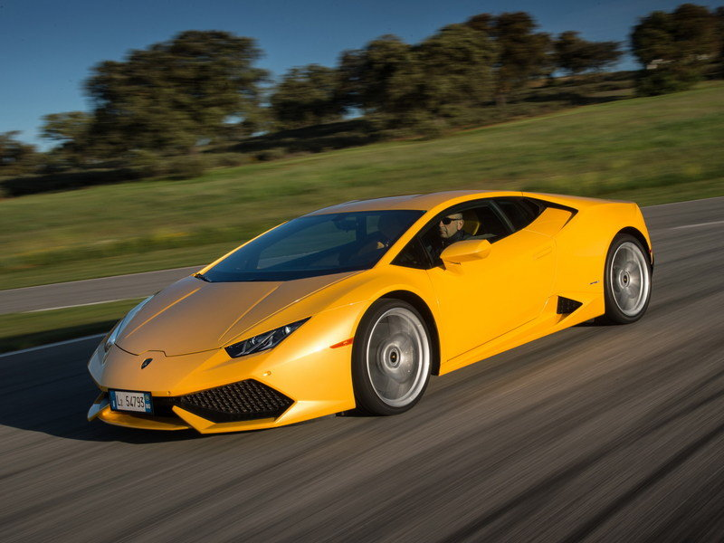 2015 - 2016 Lamborghini Huracán LP 610-4 High Resolution Exterior Wallpaper quality - image 551757