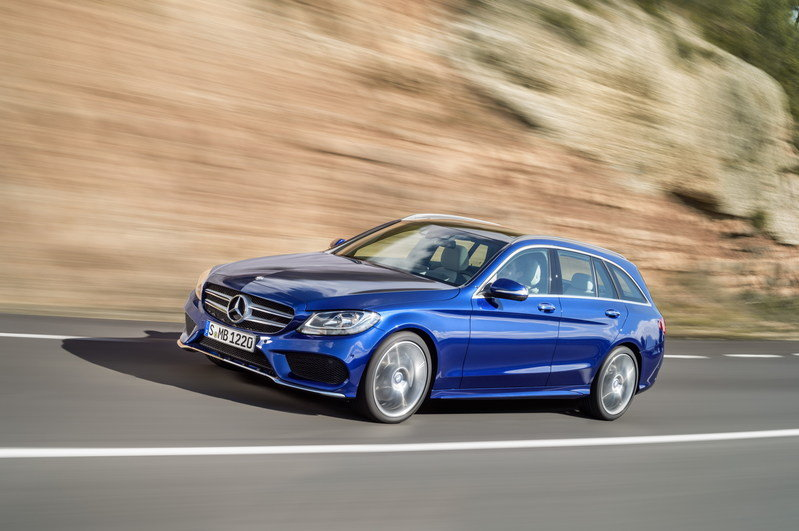 2015 Mercedes-Benz C-Class Wagon High Resolution Exterior Wallpaper quality - image 552979