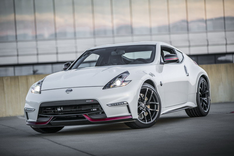 2015 - 2017 Nissan 370Z Nismo High Resolution Exterior Wallpaper quality - image 552617