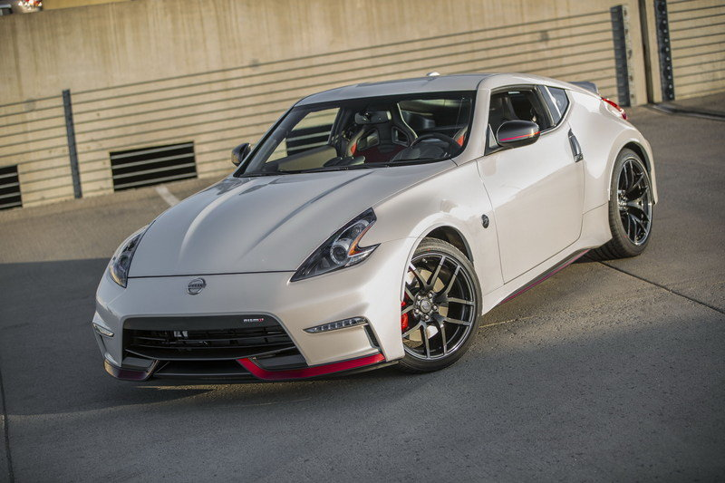2015 - 2017 Nissan 370Z Nismo High Resolution Exterior - image 552619