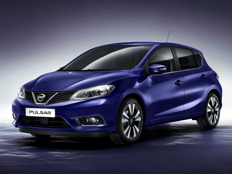 2015 Nissan Pulsar High Resolution Exterior Wallpaper quality - image 552755