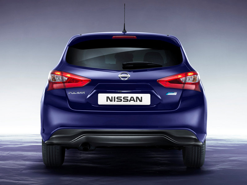 2015 Nissan Pulsar High Resolution Exterior - image 552756