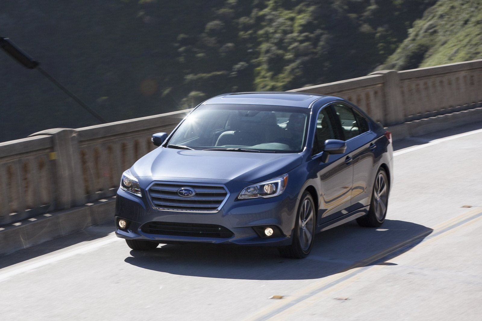 2015 - 2017 Subaru Legacy - Picture 553861 | car review @ Top Speed