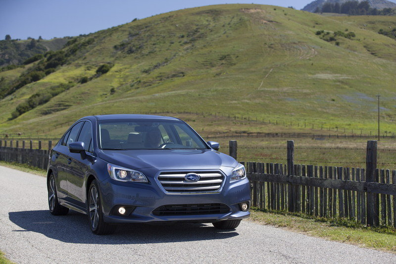 2015 - 2017 Subaru Legacy High Resolution Exterior - image 553895