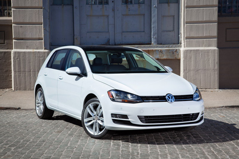 2015 Volkswagen Golf High Resolution Exterior - image 551902